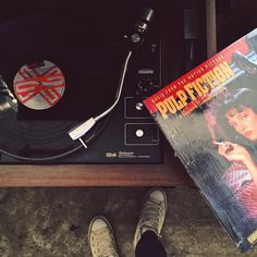 Pulp Fiction. Technics.