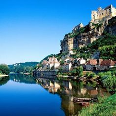 Beynac-et-Cazenac, Aquitaine | 58 French Villages That Should Be On Your Bucket List