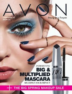 Avon Canada Campaign 10 2016 has started. Go to the site to look at the all campaign.