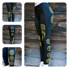 Hey, I found this really awesome Etsy listing at https://www.etsy.com/listing/168778142/gold-sacred-geometry-leggings