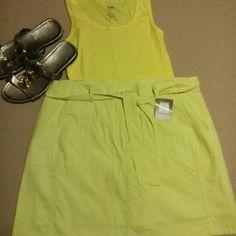 Ladies skort Trendy skort is for playing tennis or exercising Shorts Skorts