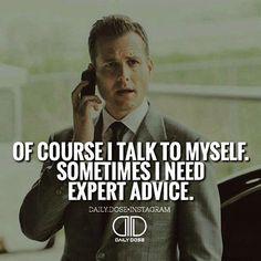 Suits l Harvey Specter Quotes Positive Quotes, Motivational Quotes, Inspirational Quotes, Wisdom Quotes, Quotes To Live By, Movie Quotes, Funny Quotes, Babe Quotes, Harvey Specter Quotes