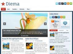 Diema Free WordPress Theme