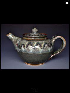 Beautiful Alpine Teapot!