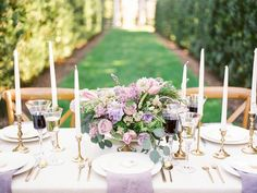 Champagne, Crepes, and Lavender! All things French Live in this Provencal Wedding Inspiration