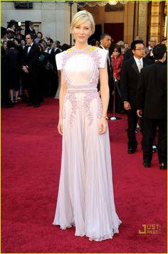 Cate Blanchett 2011 Oscars