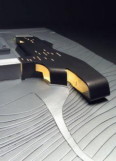 zaha hadid - ordrupgaard museum - copenhagen, denmark - 2001 | conceptMODEL