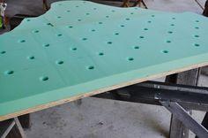 Made: Diamond Tufted Headboard