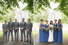 The girls and guys are looking good before the wedding at Kinnitty Castle. A real wedding by Couple Photography Wedding Ceremony, Wedding Day, Banquet Tables, Magical Wedding, Sunset Photos, Bridesmaid Dresses, Wedding Dresses, Down Hairstyles