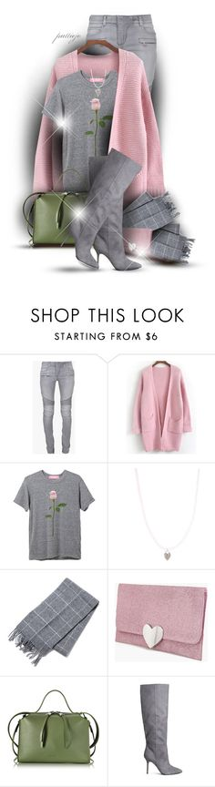 """""""Results of Her Scan..Please Read"""" by rockreborn on Polyvore featuring Balmain, Lipsy, Barbour, Jil Sander, H&M, pastel, polyvorecommunity and polyvoreeditorial"""