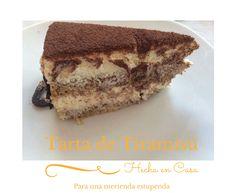 Tarta Italiana de Tiramisú   La Taza de Loza