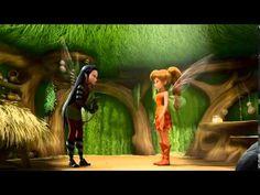 DISNEY. Феи:  Легенда о чудовище. Мультик   Смотреть трейлер   Disney ti...