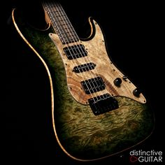 Suhr Custom Standard from http://distinctiveguitar.com