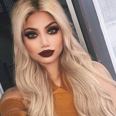 """Still obsessed with my @bellamihair Khaleesi set in """"Ash blonde"""" I love that it gives me extra volume and length. On top of that, these extensions will last you forever use my code """"Alina"""" at checkout for some sweet discount ❤️"""
