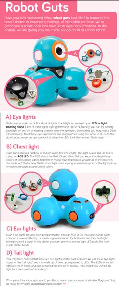 features / back of packaging Dash And Dot Robots, Dash Robot, Library Activities, Stem Activities, Computer Coding, Computer Science, Stem Robotics, Stem Classes, Computational Thinking