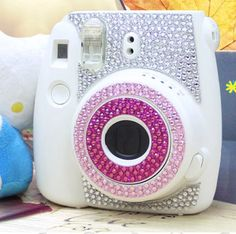 3D-Cute-Camera-Body-Decoration-Stickers-For-Fujifilm-Polaroid-Instax-Mini8