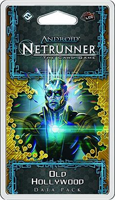 Android: Netrunner: Old Hollywood Data Pack