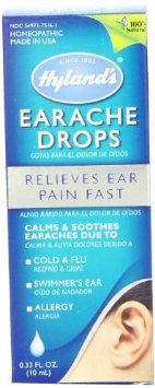 Hyland's Homeopathic Hyland's Earache Drops