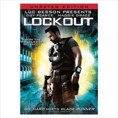 Lockout - predictable, but I still enjoyed it.