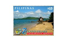 COLLECTORZPEDIA 75th Anniversary - Tagkawayan Quezon Philippines, Stamps, Anniversary, Movies, Movie Posters, Art, Seals, Art Background, Films