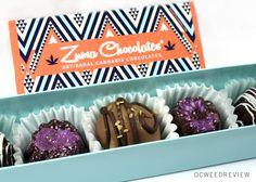 Zuma Chocolates Edible Review