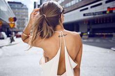Amazing tattoo placements! And then I love the open back top. Have you seen this one: http://asos.do/8DIEfY