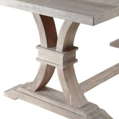 Our elegant Archer dining table is a Z Gallerie exclusive, and includes two leaves to extend the length of the table. Shop dining table from Z Gallerie today! Rustic Dining Chairs, Trestle Dining Tables, Extendable Dining Table, Dining Room Furniture, Wood Table, Dining Room Table, Rustic Furniture, Table And Chairs, Room Chairs