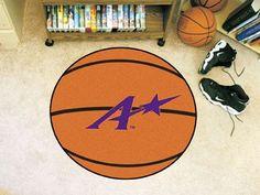 "Evansville Basketball Mat 27"" diameter"