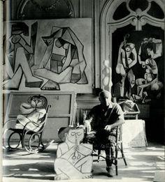 Picasso - Edward Quinn