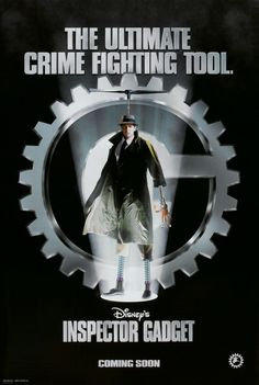 Click to View Extra Large Poster Image for Inspector Gadget