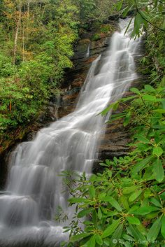 Red Fork Falls, Cherokee National Forest
