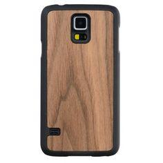 Slim Walnut Walnut Galaxy S5 Case