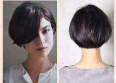 going full chop? going full chop? Shot Hair Styles, Curly Hair Styles, How To Bayalage Hair, Short Grunge Hair, Pixie Haircut, Short Haircut, Wedge Haircut, Short Hair Cuts For Women, Great Hair