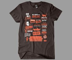 Friends TV Show T-Shirt – Friends Quotes Shirt