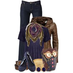 Whoo's Watching?, created by colierollers on Polyvore