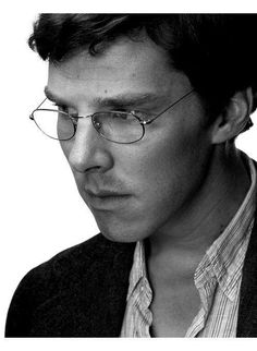 Ben in glasses. This is more than my ovaries can handle. @TraceCub