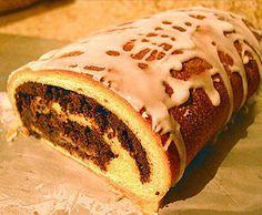 Makowiec - Polish poppy cake