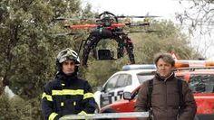 Drones para Madrid