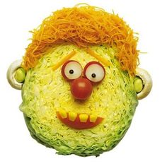 Los vegetales y las ensaladas siempre son la mejor opción para una comida saludable. ¡Disfruten de sus alimentos!