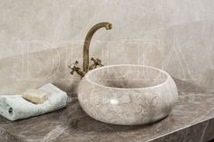 Bathroom Collection Sinks | Roma Silver Sink (DLT 626)