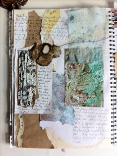 Textiles Sketchbook