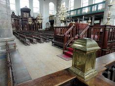 Lijn 9, halte 7 - Portugese Synagoge