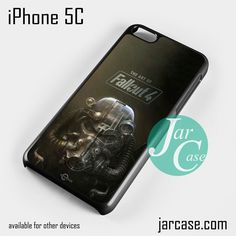 Fallout 4 YD Phone case for iPhone 5C and other iPhone devices