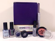 Wantable! The newest beauty box subscription!