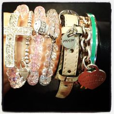 Religious arm candy  Beads by Sonz Like on Facebook  Follow on insta