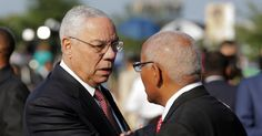Colin Powell Says He'll Vote for Hillary Clinton - The New York Times