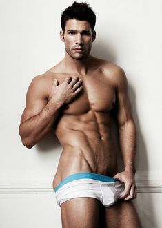 Aaron O'Connell...I had no idea who this man is but he made me tingle :-)