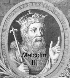 Malcolm III, King of Scotland, revolted against William in 1093 when William compelled him to accept his overlordship. King Malcolm's troops were left extremely defeated by William's troops and Malcolm was killed.