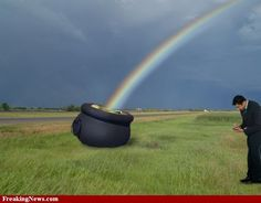 pot of gold...you know where!
