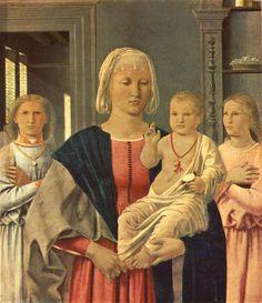 Cleansing Fire – Madonna of Senigallia - Piero della Francesca